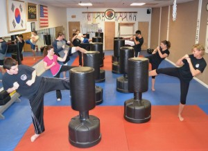 kickboxing fitness pa