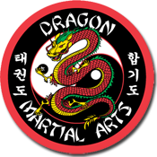 DRAGON MARTIAL ARTS Retina Logo